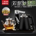 煮茶器黑茶煮茶壶玻璃电热烧水壶家用全自动花茶壶蒸汽普洱白茶壶(有优惠券)