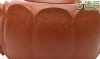 紫砂壶上的斑点是瑕疵吗?