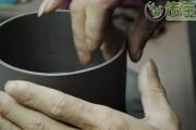 紫砂壶,分不清半手工和全手工有何不同,成型步骤直观告诉你