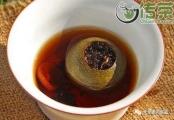 小青柑普洱茶的功效与作用